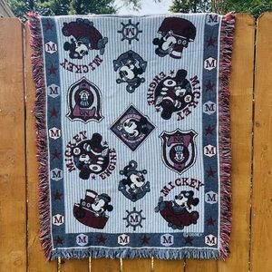 Baby Mickey And Co Goodwin Weavers Disney Blanket